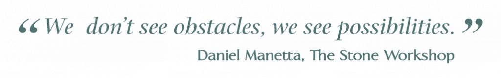 Quote from Daniel Manetta